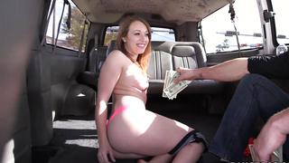 Alabama Sweetheart Fucks For Cash