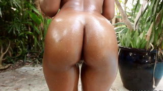 That Ass is tremendous!